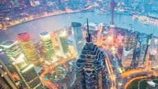 Grand Hyatt Shanghai — Shanghai, China